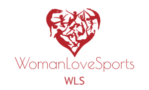 Woman love sports