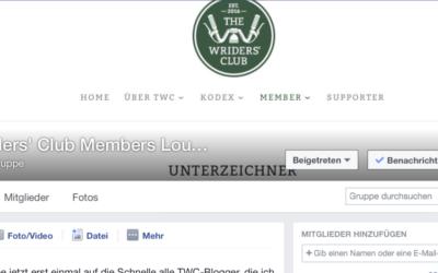 TWC-Blogger auf Facebook