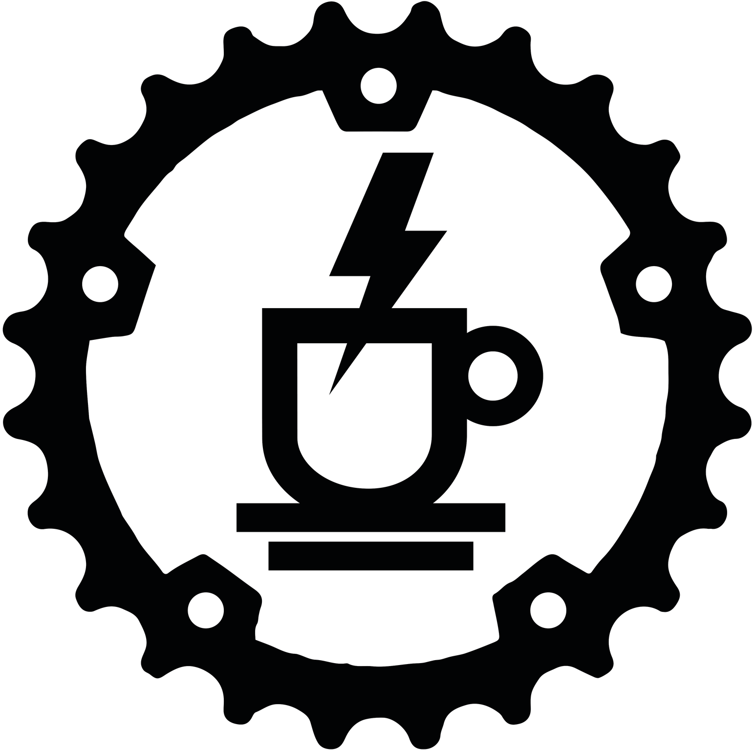 Coffee and Chainrings
