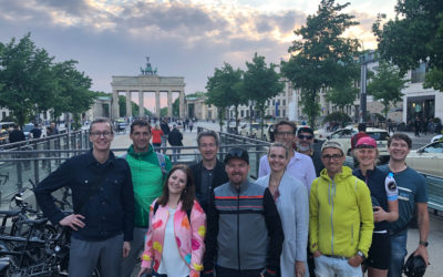 THE WRIDERS' CLUB goes VELOBerlin