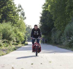 Albert Hölzle – cykel-frihedskæmper