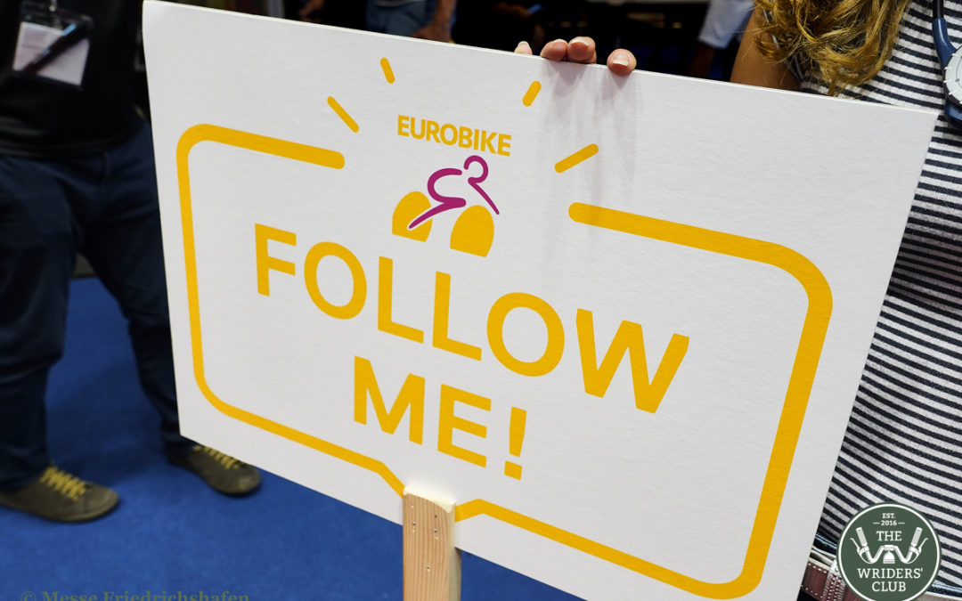 Tips for a successful visit to EUROBIKE