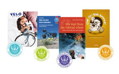 Fahrradbuch des Jahres 2018 – Das sind eure Sieger!