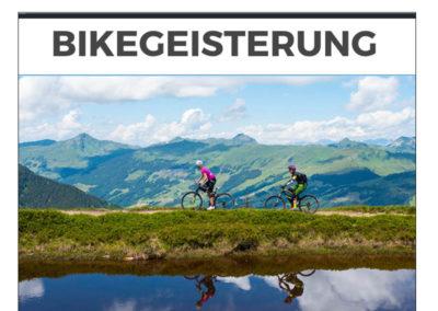 Bikegeisterung