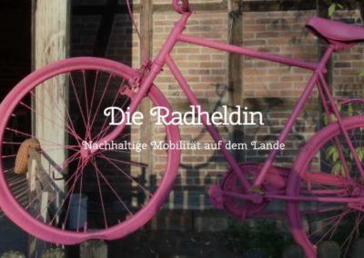 Die Radheldin